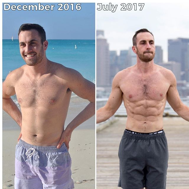 Matt fat loss case study